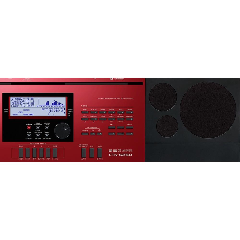 9fd2ab33709 Teclado Casio CTK-6250 – Orango Rock